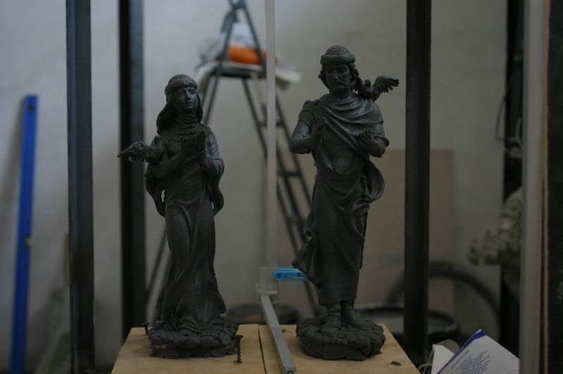 скульптура садовая купить в екатеринбурге
