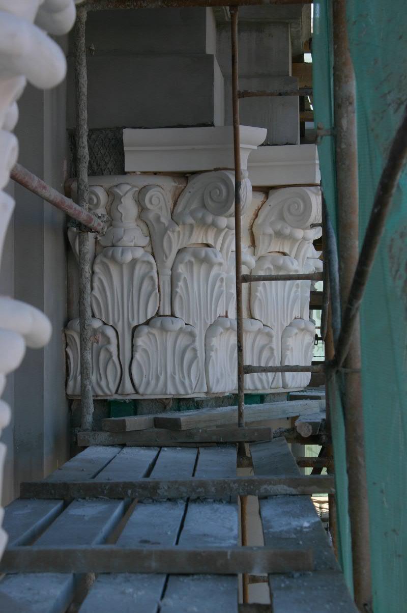 декор для фасада