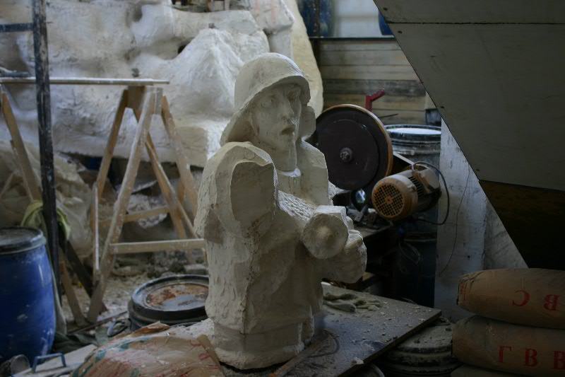 техника изготовления скульптуры