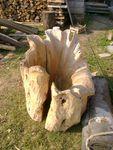 резные изделия из дерева