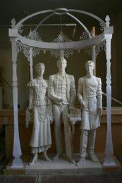 создание скульптур