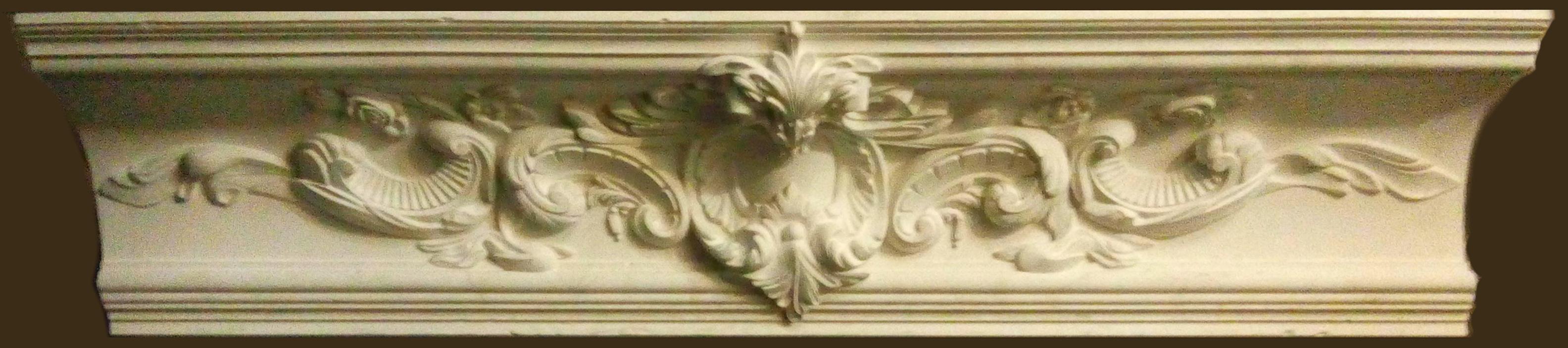 лепнина из декоратиного гипса
